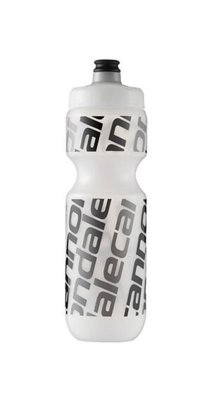 Cannondale Diagonal Bottle 680 ml Clear/Black